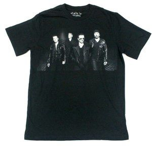 U2 Innocence + Experience Tour Photo Logo Tee - S